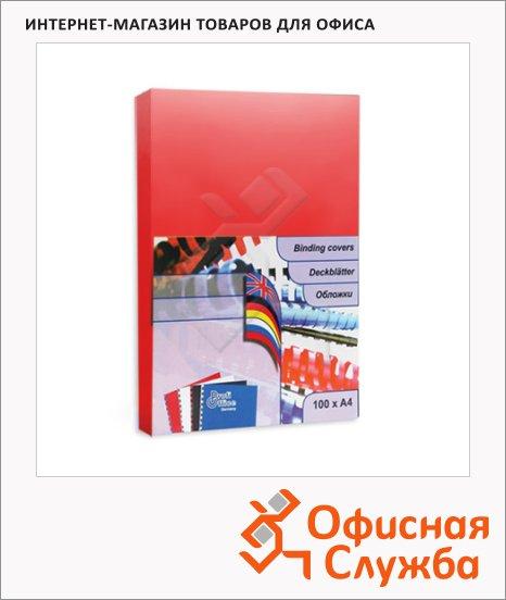 Обложки для переплета картонные Profioffice