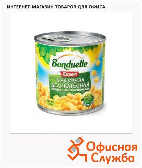 Кукуруза Bonduelle Expert деликатесная, 340г