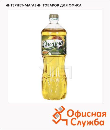 фото: Масло оливковое Золотая рыбка рафинированное 1л, с добавлением растительного