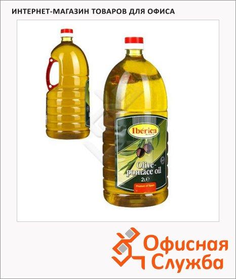 фото: Масло оливковое Iberica Romace смесь рафинированного и нерафинированного 2л