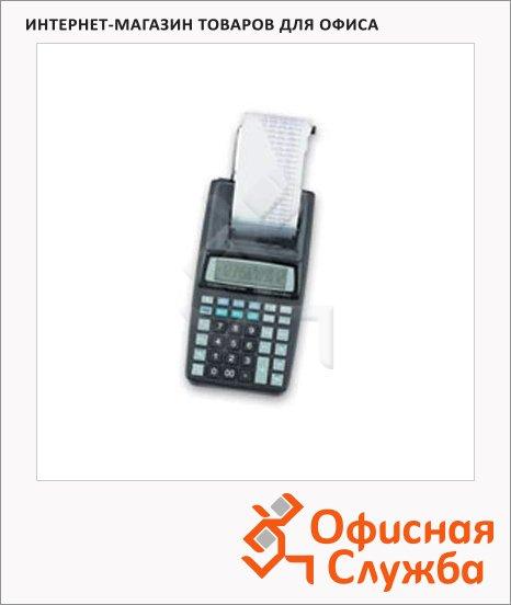 фото: Калькулятор с печатающим устройством CX 77BIIIWB одноцветная печать 12 разрядов