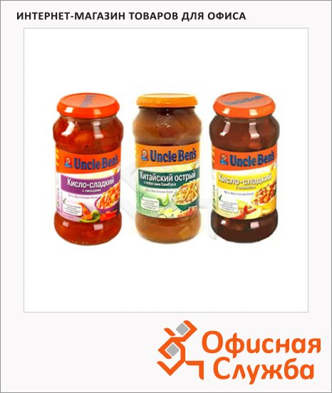 Соус Uncle Bens для спагетти, 500г
