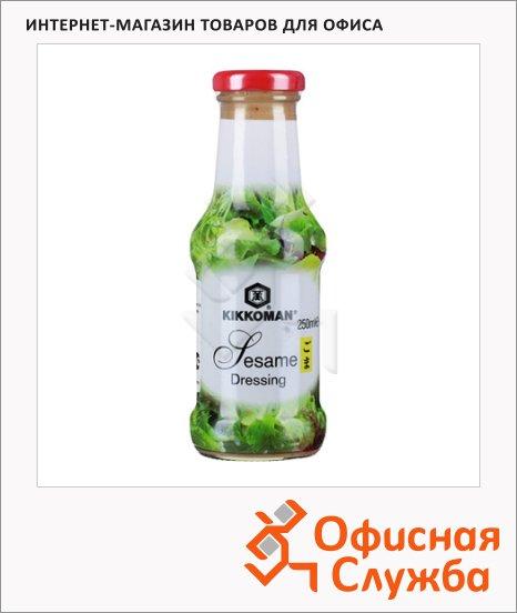 Соус Kikkoman салатный с кунжутом, 250г