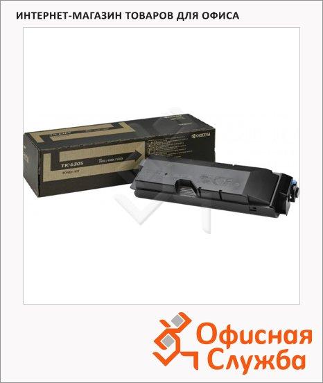 Тонер-картридж Kyocera Mita TK-6305, черный