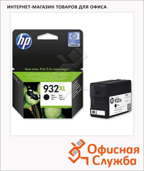 Картридж струйный Hp 932XL CN053AE, черный