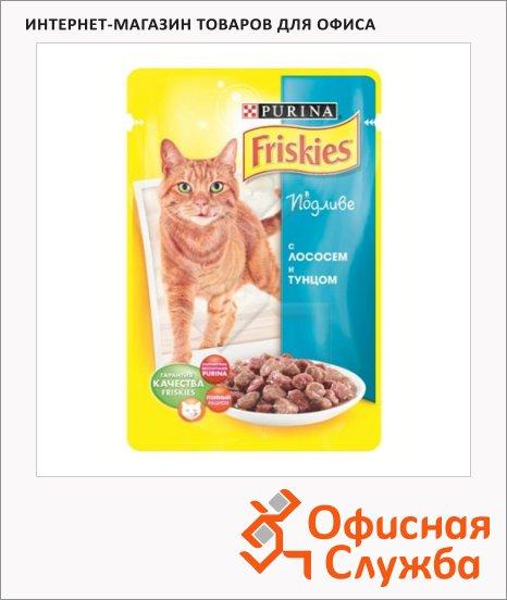 Влажный корм для кошек Friskies, 100г