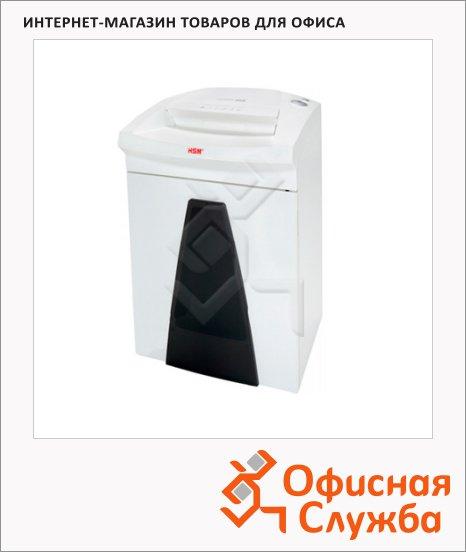 Офисный шредер Hsm Securio B26-4.5х30, 19 листов, 55 литров, 3 уровень секретности