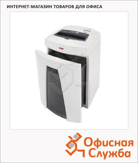 Персональный шредер Hsm Securio C18-1.9x15, 8 листов, 25 литров, 3 уровень секретности