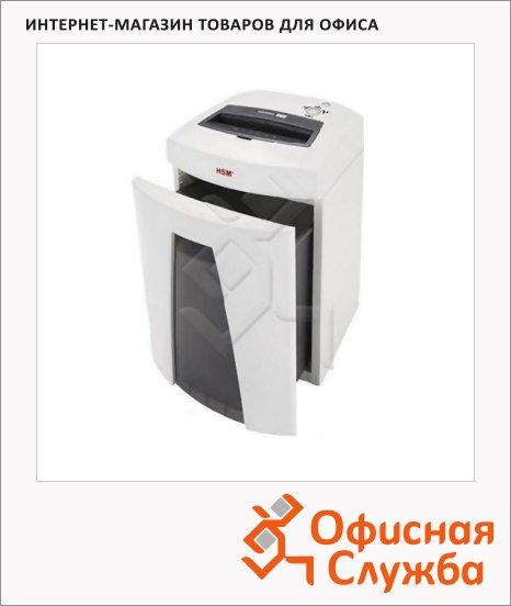 Офисный шредер Hsm Securio C18-5.8, 19 листов, 25 литров, 2 уровень секретности