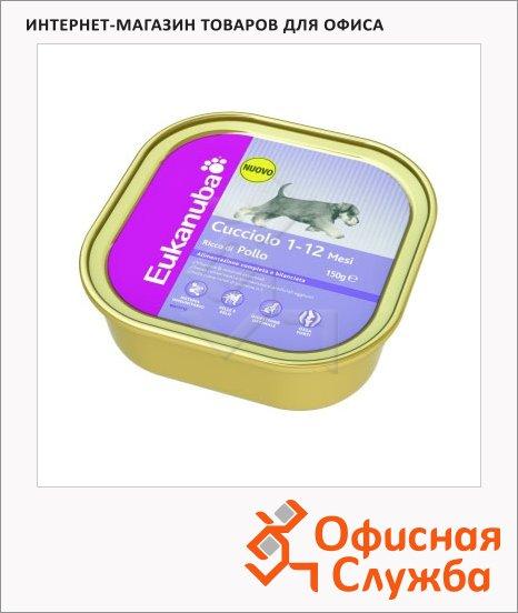 Консервы для щенков Eukanuba
