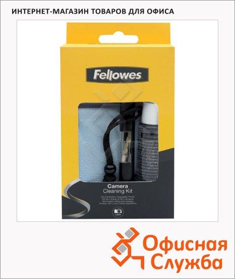 Набор для чистки экранов и оптики Fellowes