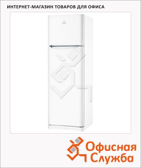 Холодильник двухкамерный Indesit TIA 18, 326 л, 60x66x185 см, белый