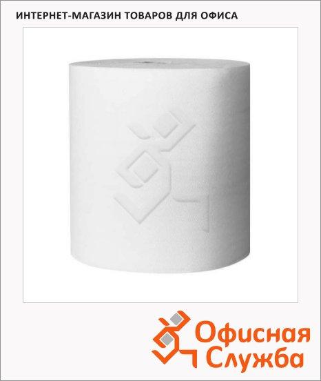 фото: Бумажные полотенца 20.70 в рулоне с центральной вытяжкой, белые, 2 слоя, 70м х 20см