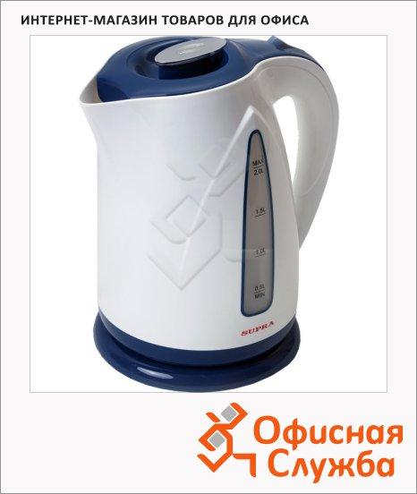 Чайник электрический Supra KES-2004, 2 л, 2200 Вт