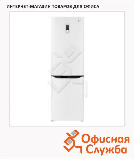 Холодильник двухкамерный Lg GA-B379SVQA