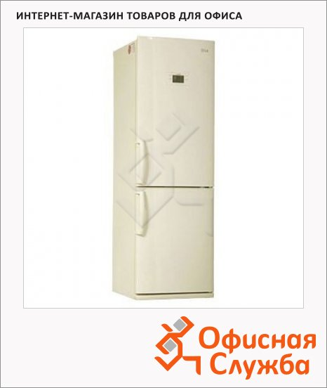 Холодильник двухкамерный Lg GA-B379SECA