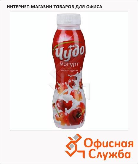 Йогурт питьевой Чудо 2.4%, 290г