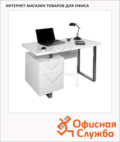 Стол компьютерный Бюрократ DL-HG003