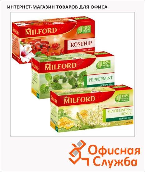 Чай Milford, травяной, 20 пакетиков