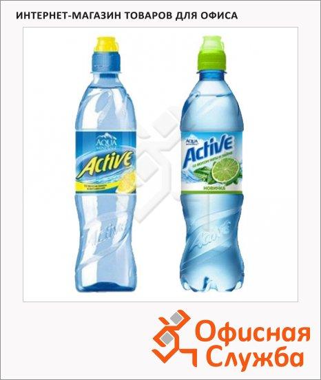 Вода питьевая Aqua Minerale Актив без газа, ПЭТ