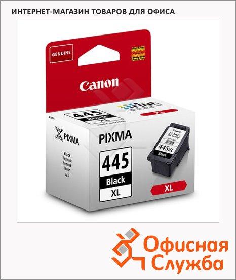 Картридж струйный Canon PG-445XL EMB, черный