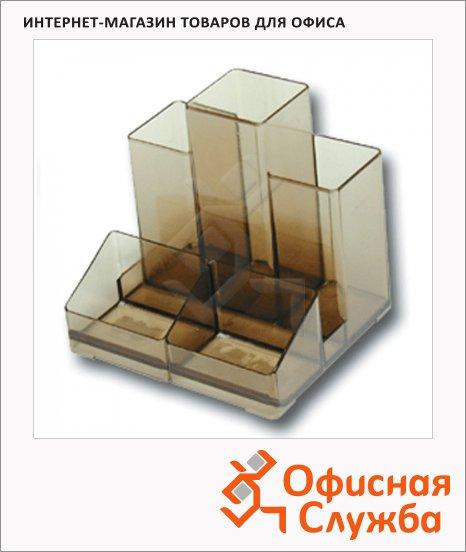 Органайзер настольный Brauberg 5 секций, 109х95х101.5мм