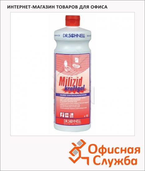 Чистящее средство Dr.Schnell Milizid Kraftgel, для санитарных зон