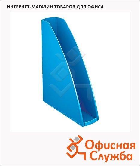 Накопитель вертикальный для бумаг Leitz Wow А4, 75мм