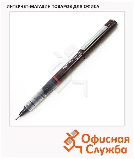 Ручка для черчения Rotring Tikky Graphic черная