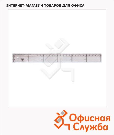 Линейка Domingo Ferrer, трёхгранная, для параллельных линий
