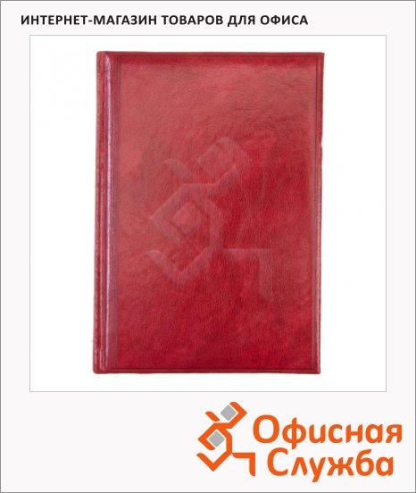 Ежедневник полудатированный Brunnen Оптимум Мадера, А5, 180 листов