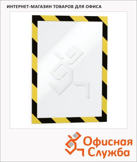 Настенная магнитная рамка Durable Duraframe