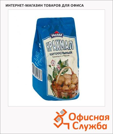 Крахмал картофельный Распак высший сорт, 500г