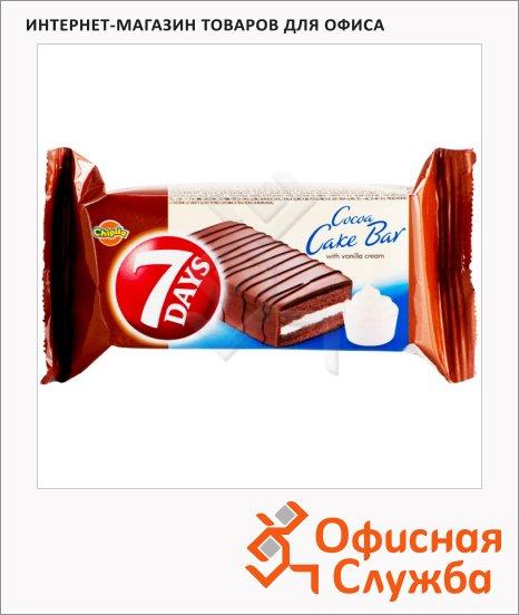 Бисквит 7 Days Cocoa Cake Bar