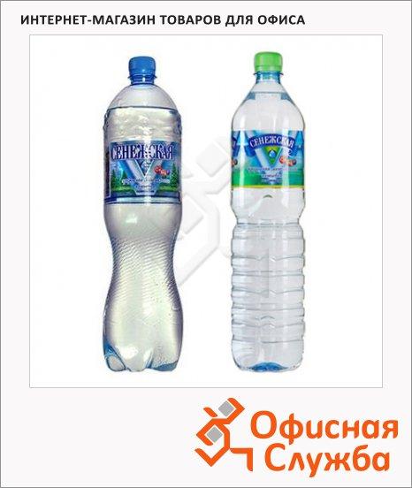 Вода минеральная Сенежская, ПЭТ