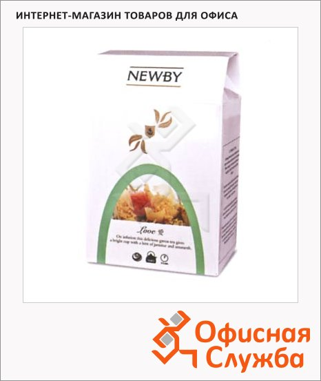 Чай Newby Love (Лав), цветочный, 20 шариков