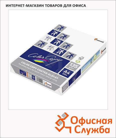 Бумага для принтера Color Copy Glossy А4, 250 листов, белизна 138%CIE
