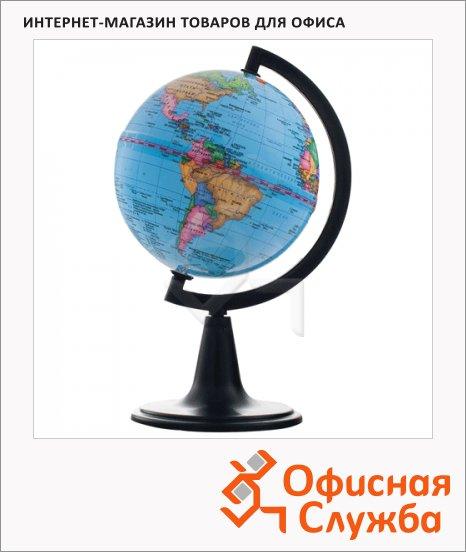 Глобус политический Глобусный Мир, на круглой подставке