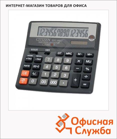 Калькулятор настольный Citizen SDC-660II