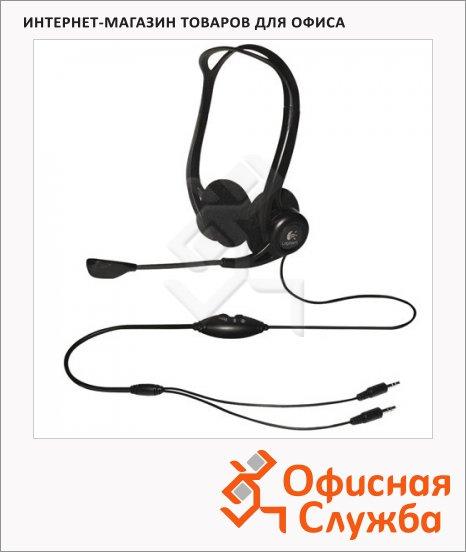Гарнитура проводная Logitech PC860