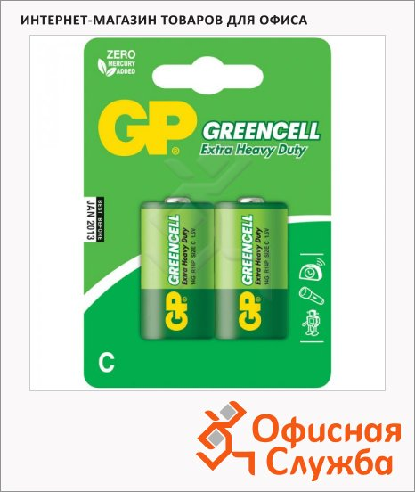 Батарейка Gp Greencell