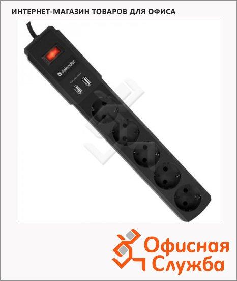 Сетевой фильтр Defender DFS-453
