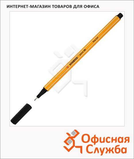 Ручка капиллярная Stabilo Point 88, 0.4мм