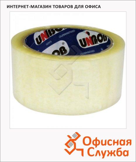 Клейкая лента упаковочная Unibob, 45мкм