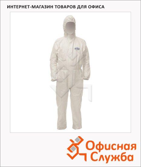 Комбинезон воздухопроницаемый Kimberly-Clark Kleenguard A20+, белый, 25шт
