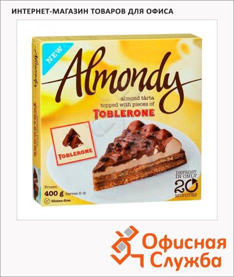 Замороженный торт Almondy Toblertone