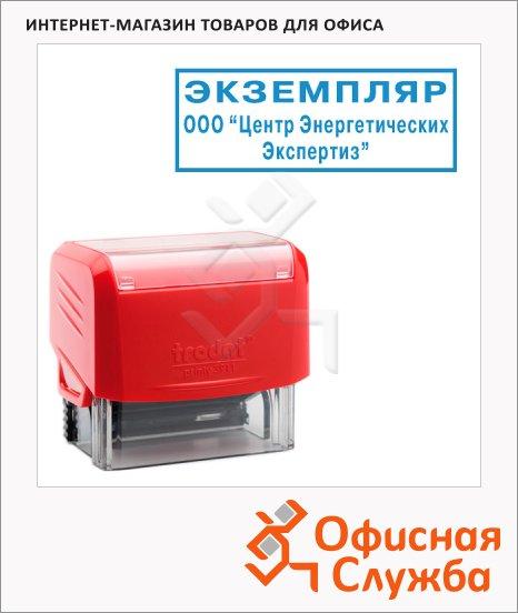Оснастка для прямоугольной печати Trodat Printy 38х14мм, 3911