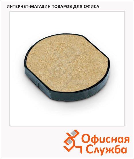 Сменная подушка круглая Trodat для Trodat 4642, неокрашенная, краска на водной основе