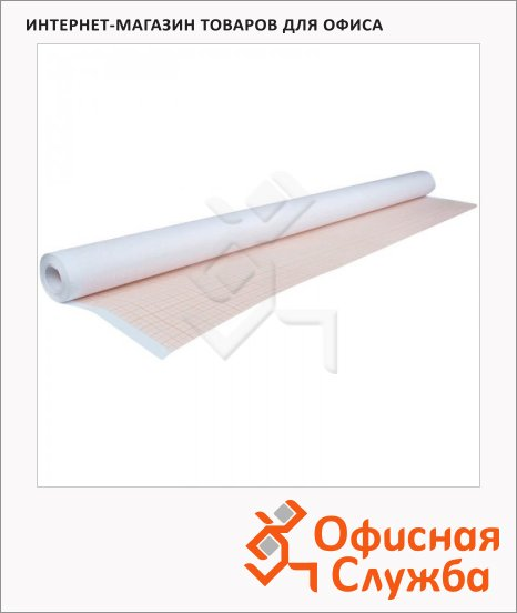 Бумага миллиметровая Astkanz оранжевая, 40г/м2