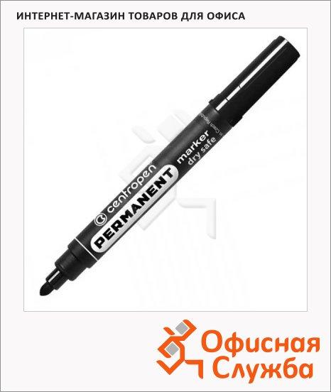 Маркер перманентный Centropen 8510, 2.5мм, пулевидный наконечник